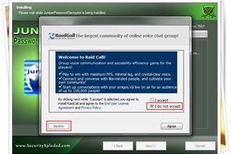 Juniper Password Decryptor Download para Windows Grátis