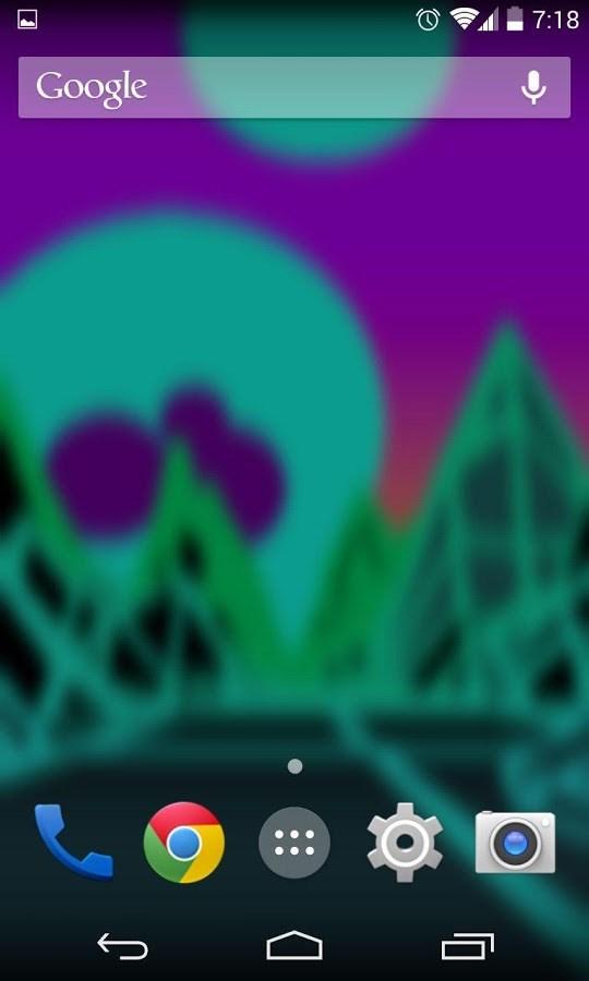 Potus 3012 Live Wallpaper Free - Imagem 2 do software