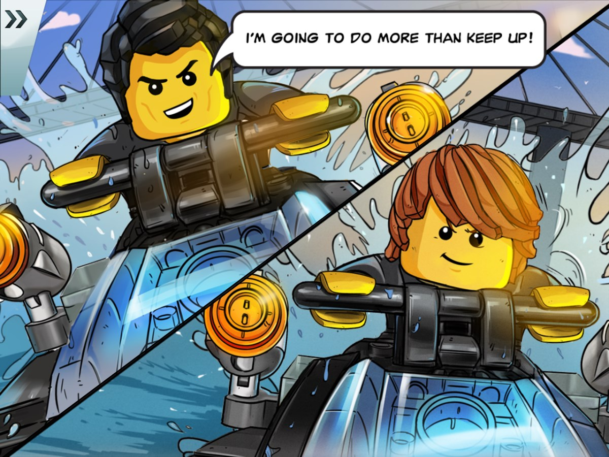 LEGO ULTRA AGENTS - Imagem 1 do software