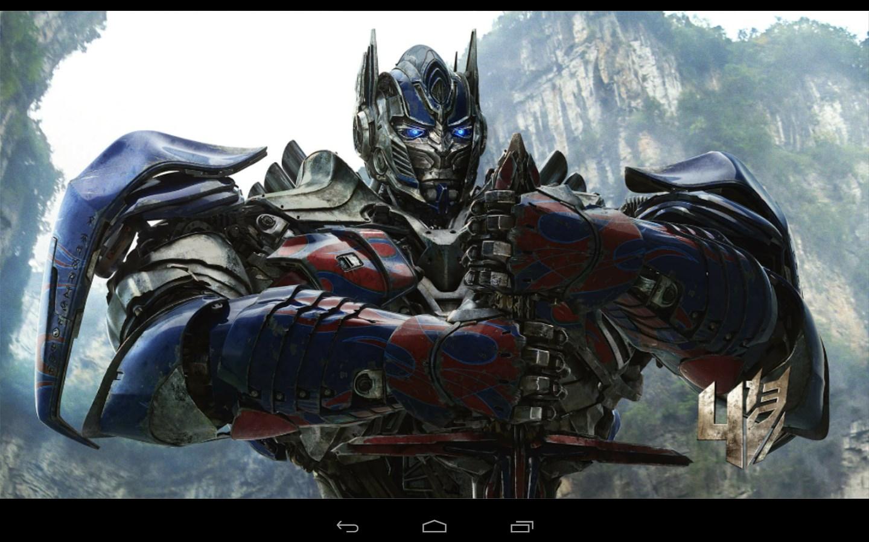 Transformers: Age of Extinction - Imagem 1 do software
