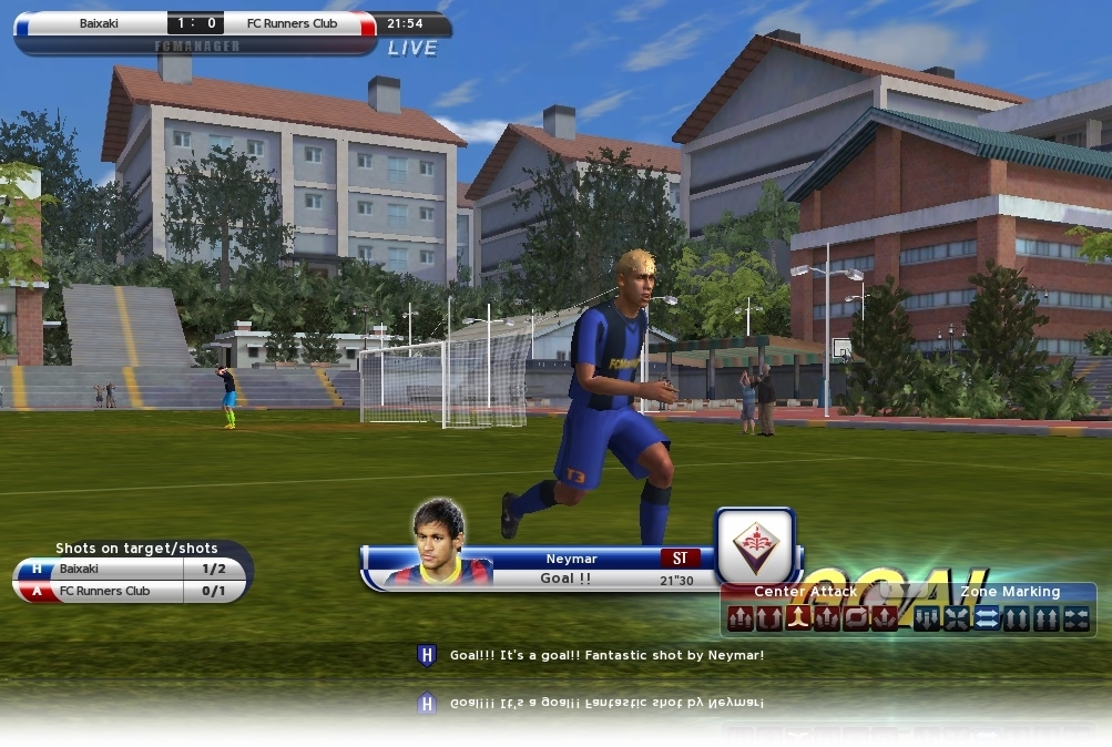 Football Club Manager (FCManager) - Imagem 3 do software