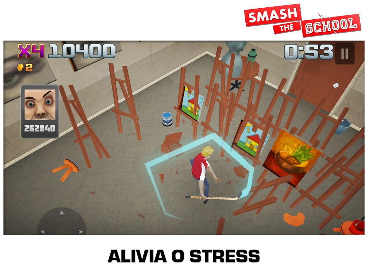 Smash the School - Antistress! - Imagem 1 do software