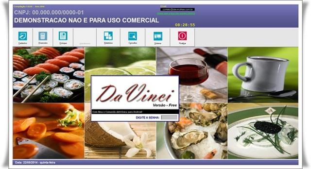 DaVinci Free - Imagem 1 do software