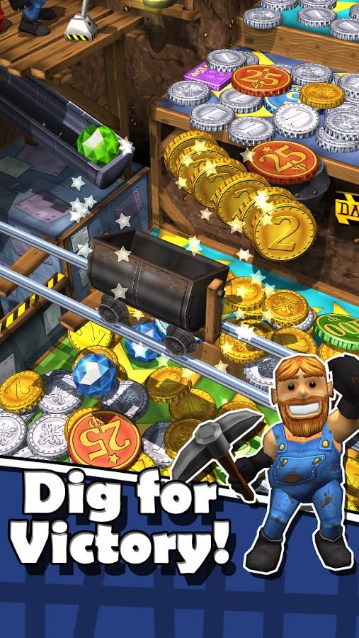 Goldrush Coin Falls - Imagem 2 do software