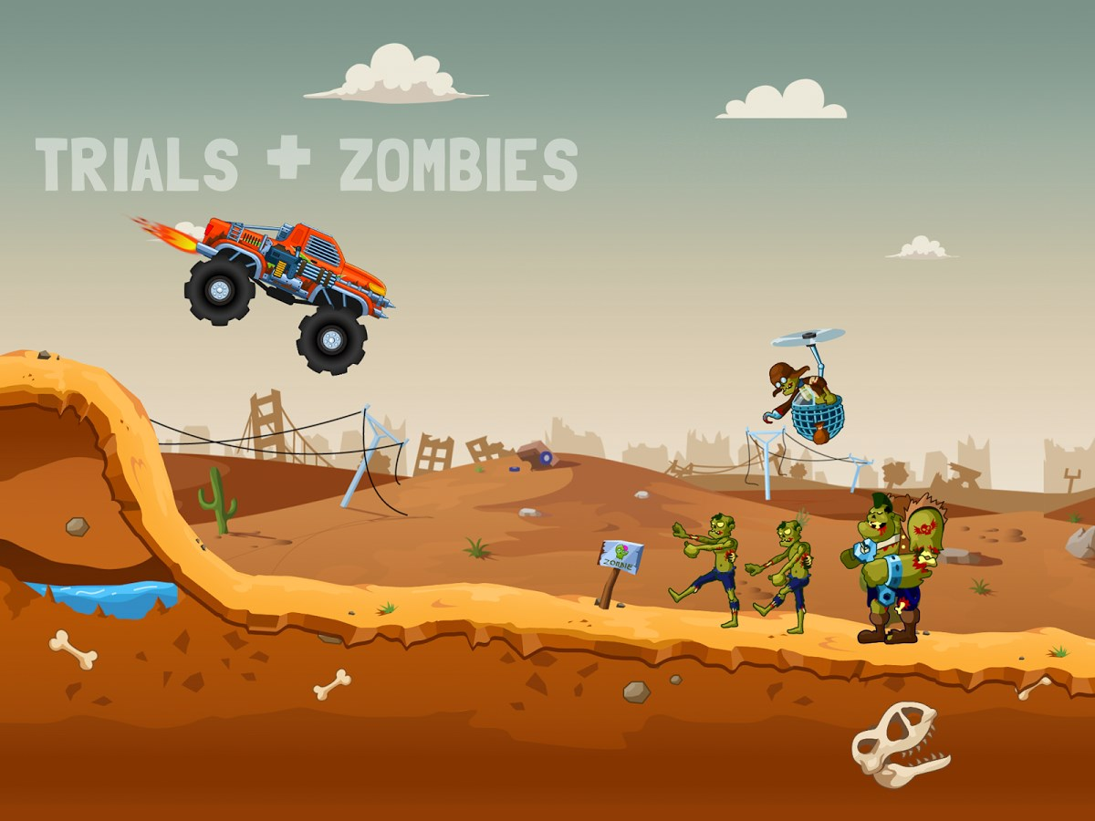 Zombie Road Trip Trials - Imagem 1 do software