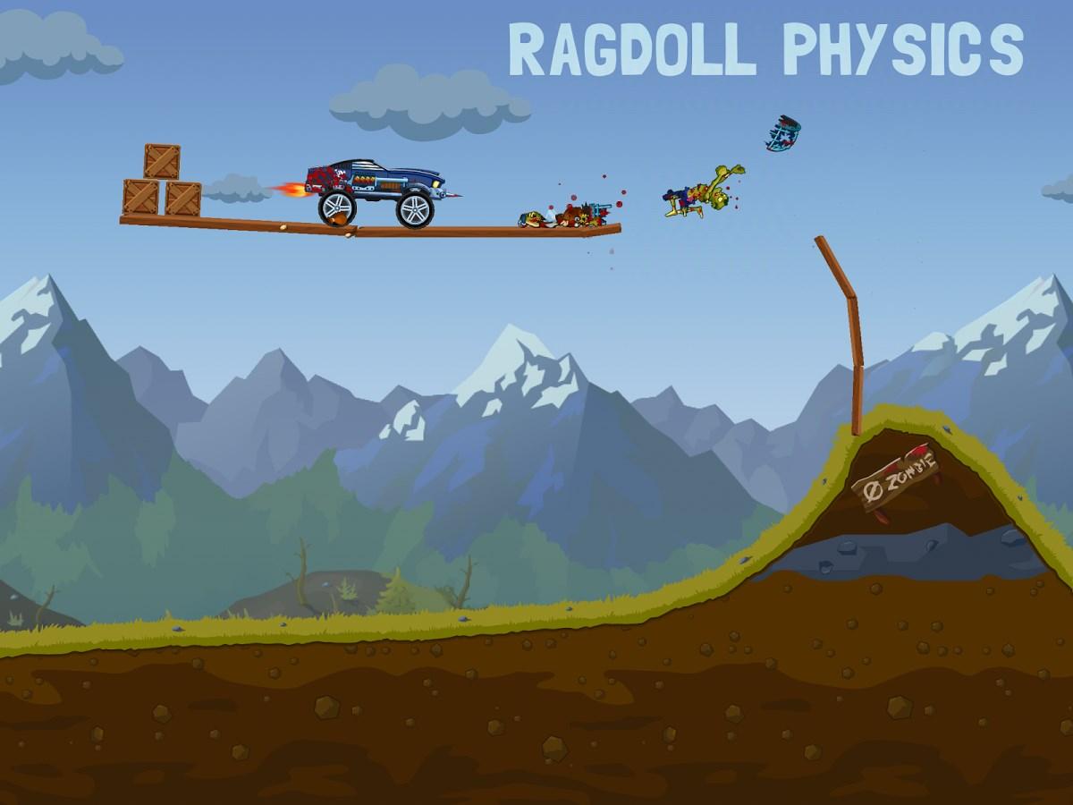 Zombie Road Trip Trials - Imagem 2 do software