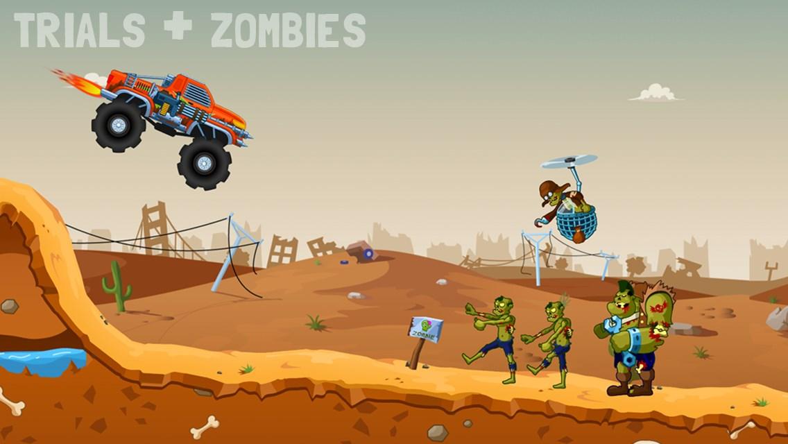 Zombie Road Trip Trials - Imagem 6 do software