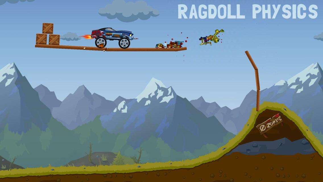 Zombie Road Trip Trials - Imagem 7 do software