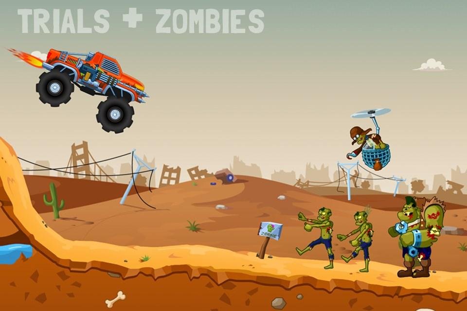Zombie Road Trip Trials - Imagem 11 do software