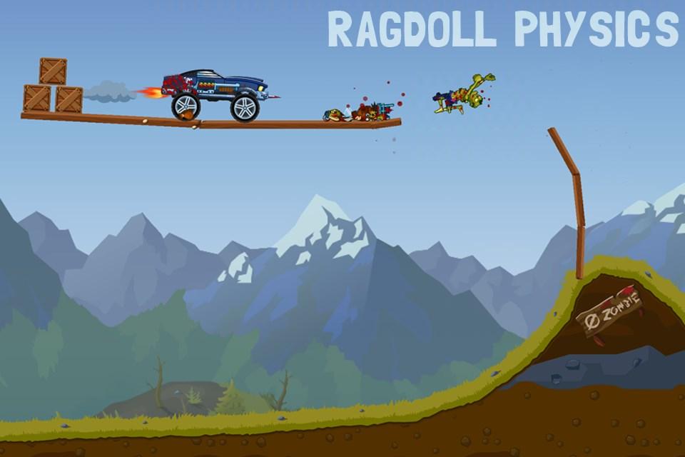 Zombie Road Trip Trials - Imagem 12 do software