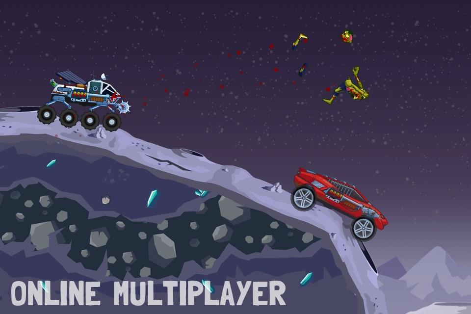 Zombie Road Trip Trials - Imagem 13 do software