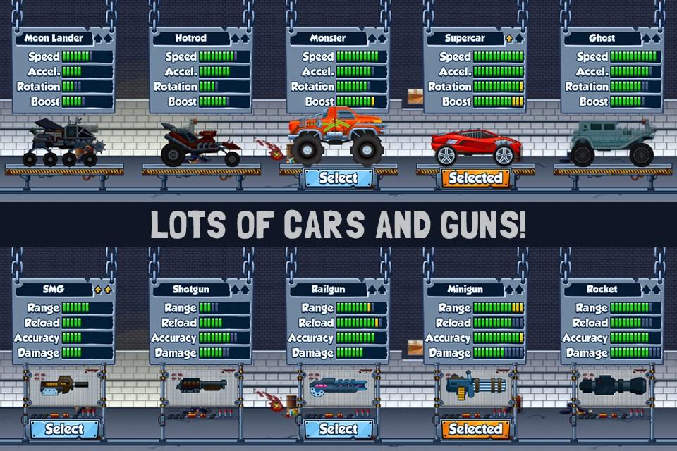 Zombie Road Trip Trials - Imagem 14 do software