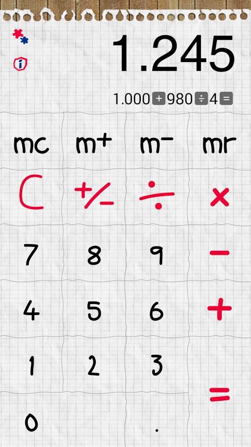 Calculator Pro - Imagem 2 do software