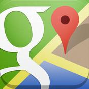 Logo Google Maps ícone