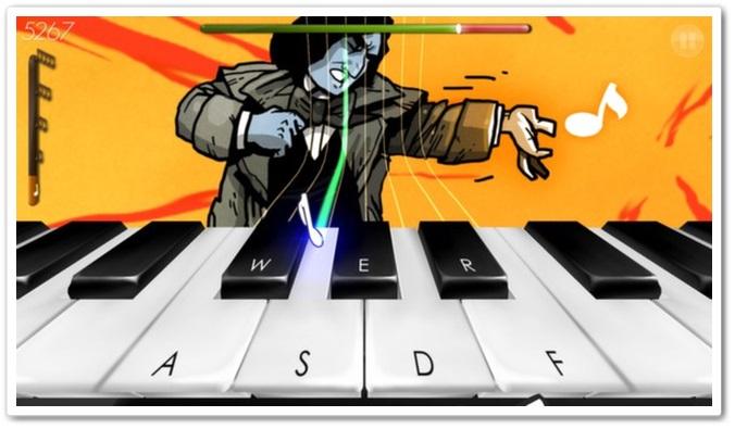 Frederic: Ressurrection of Music - Imagem 3 do software