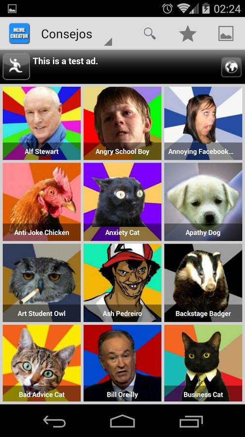 Meme Creator - Imagem 2 do software