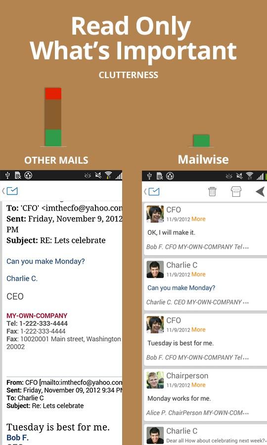 Mail Client for Exchange +more - Imagem 1 do software