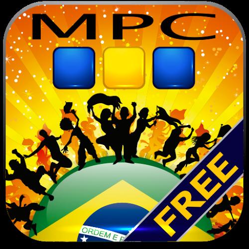 Logo MPC Funk Brasil ícone