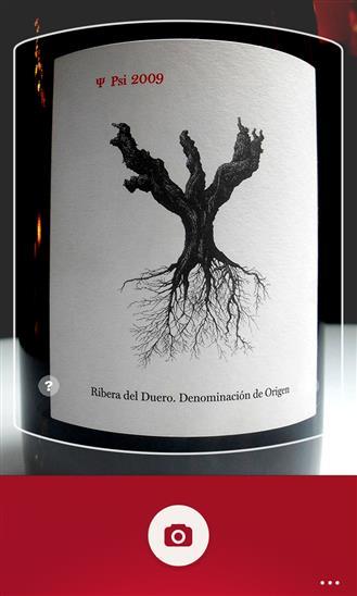 Vivino Wine Scanner - Imagem 1 do software
