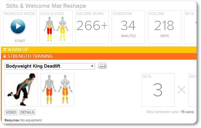 GAIN Fitness - Imagem 1 do software
