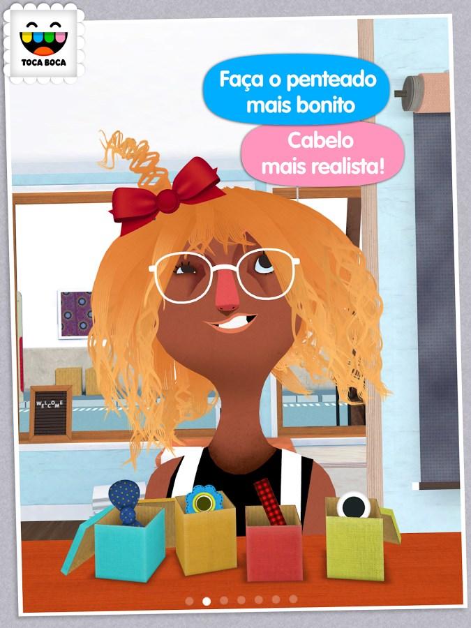Toca Hair Salon 2 - Imagem 2 do software