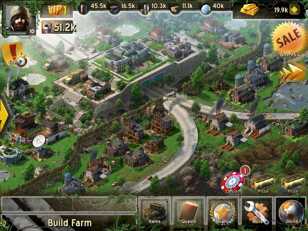 Empire Z - Imagem 1 do software