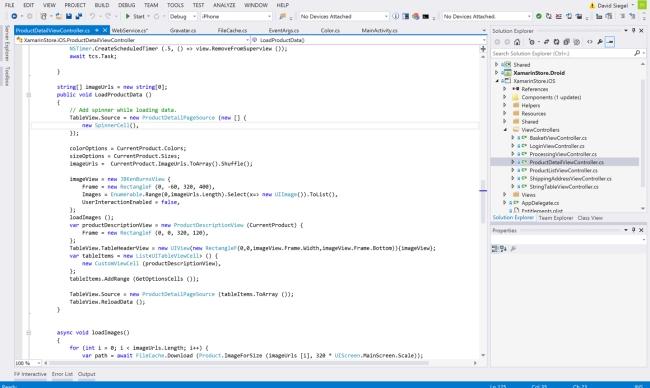 Xamarin - Imagem 2 do software