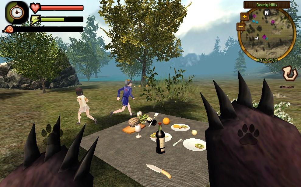 Bear Simulator - Imagem 1 do software