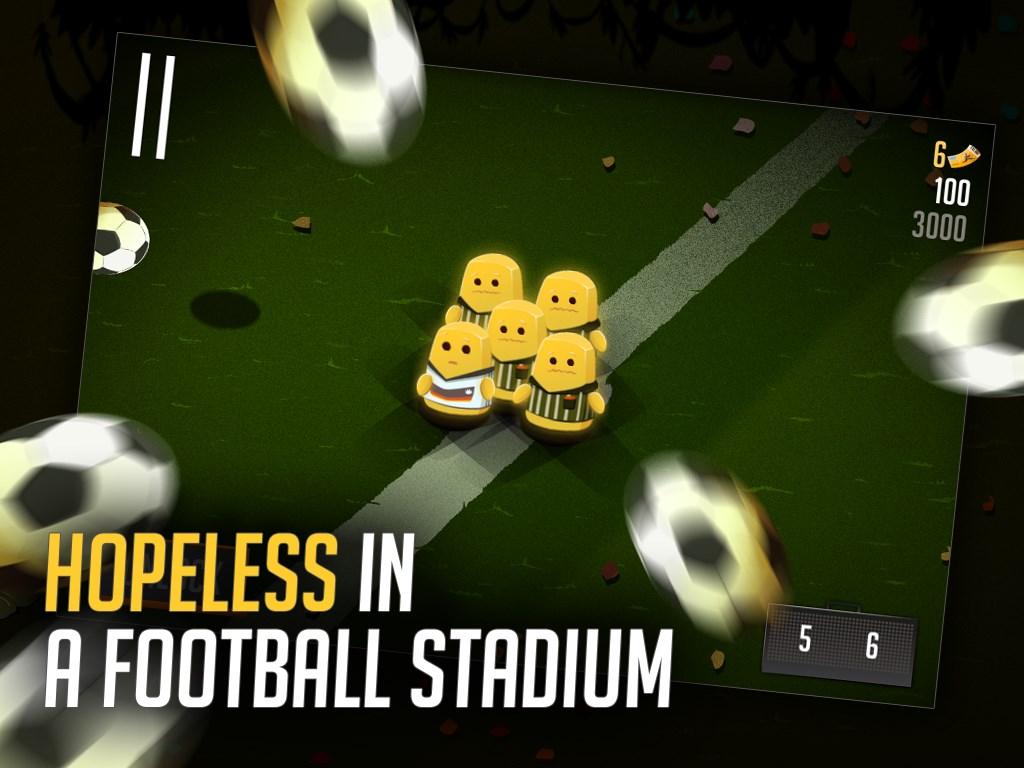 Hopeless: Football Cup - Imagem 1 do software