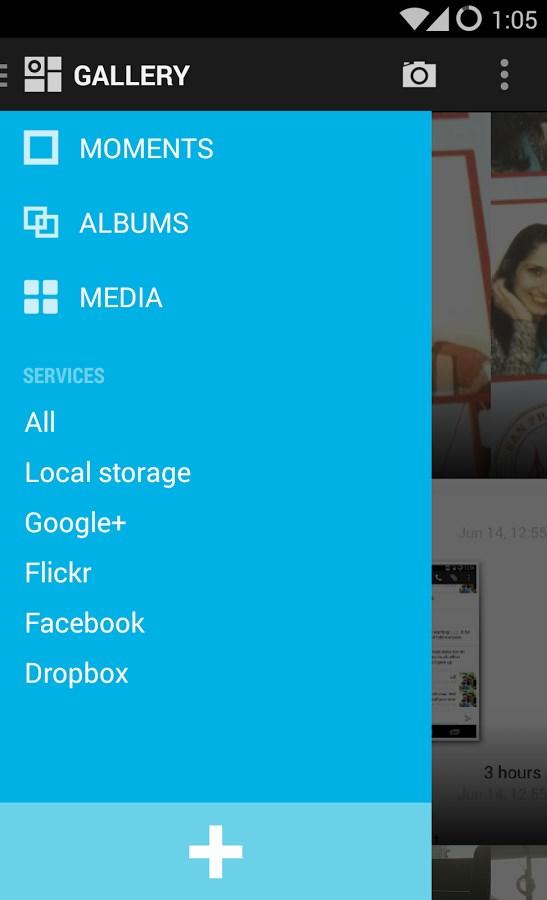Cyanogen Gallery - Imagem 1 do software