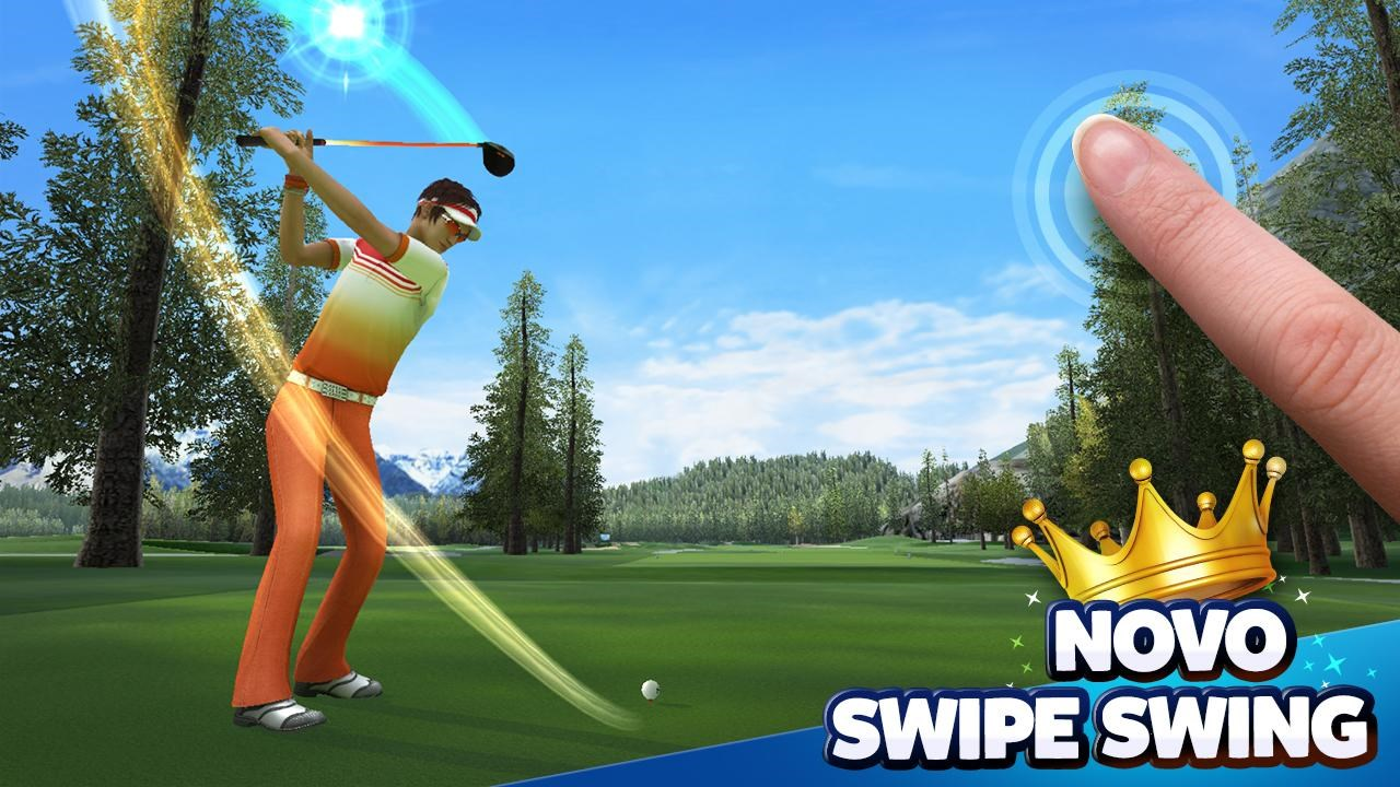 King of the Course Golf - Imagem 1 do software