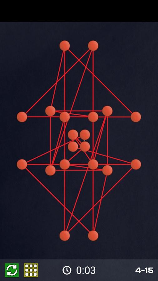 Untangle - Imagem 1 do software