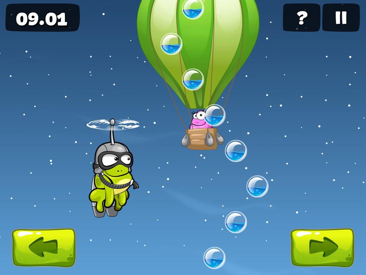 Tap the Frog - Imagem 1 do software
