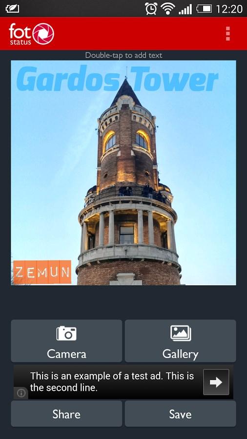 FotoStatus - Imagem 1 do software