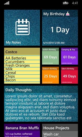 My Notes PRO - Imagem 2 do software