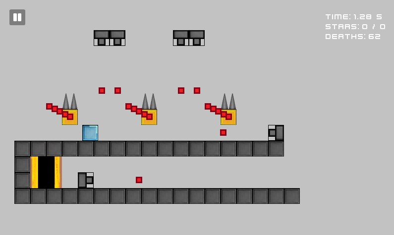World`s Hardest Platformer 2 - Imagem 1 do software