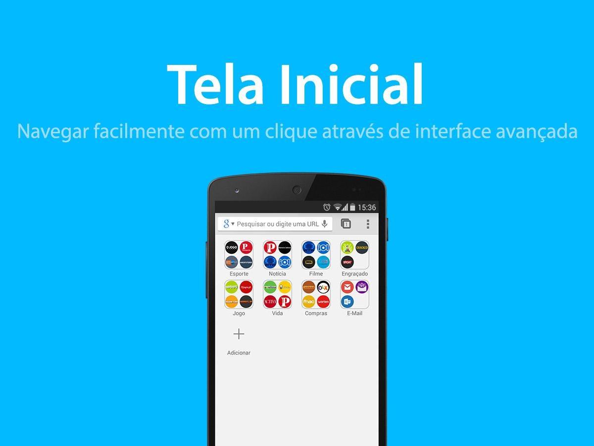 Tably Browser - Imagem 1 do software
