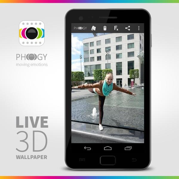 Phogy 3D - Imagem 1 do software