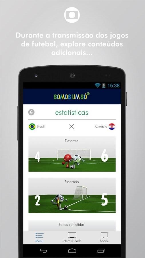 Globo - Imagem 1 do software