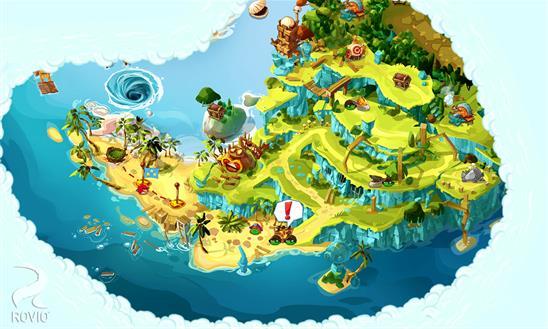 Angry Birds Epic - Imagem 1 do software