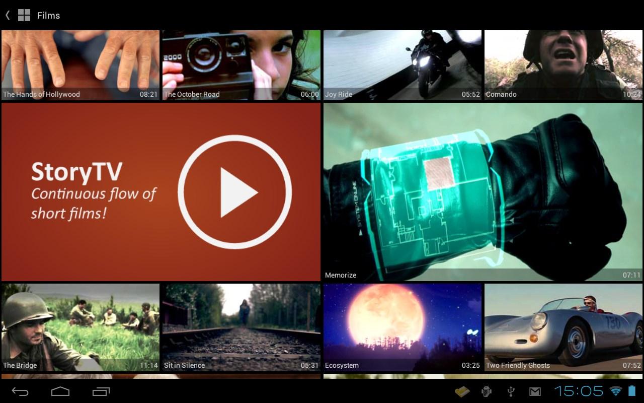 StoryPod Short Films - Imagem 1 do software
