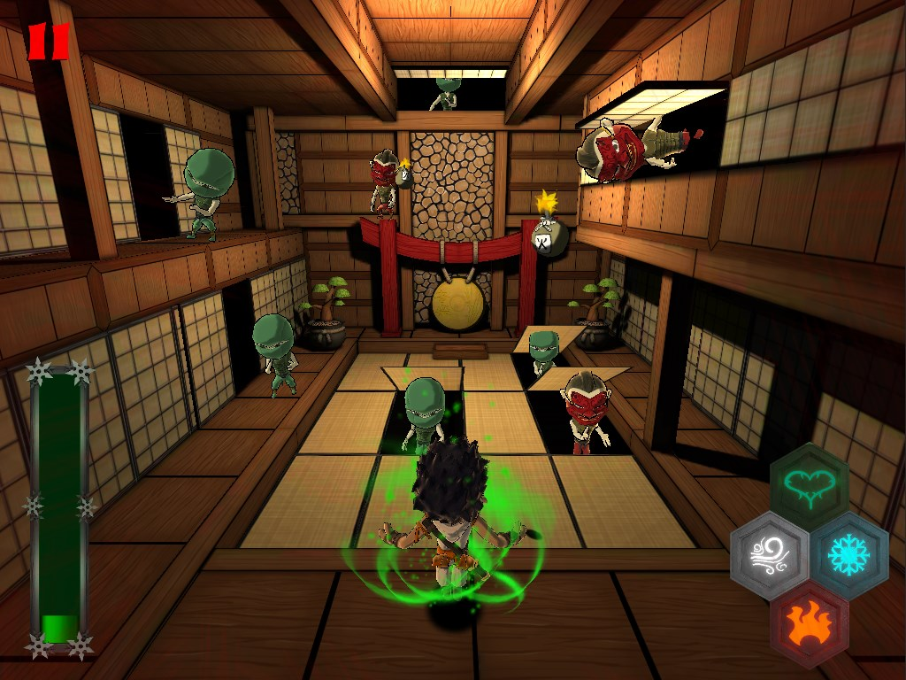 Elemental Ninja - Imagem 1 do software