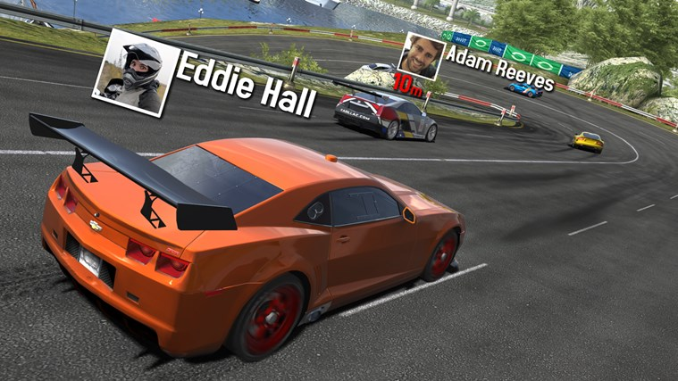 GT Racing 2: The Real Car Experience - Imagem 1 do software