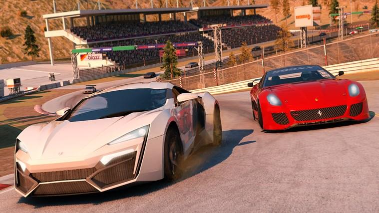 GT Racing 2: The Real Car Experience - Imagem 3 do software