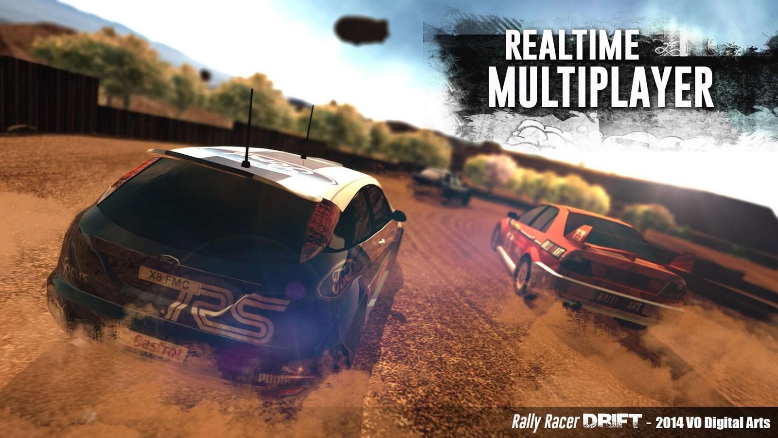 Rally Racer Drift - Imagem 1 do software