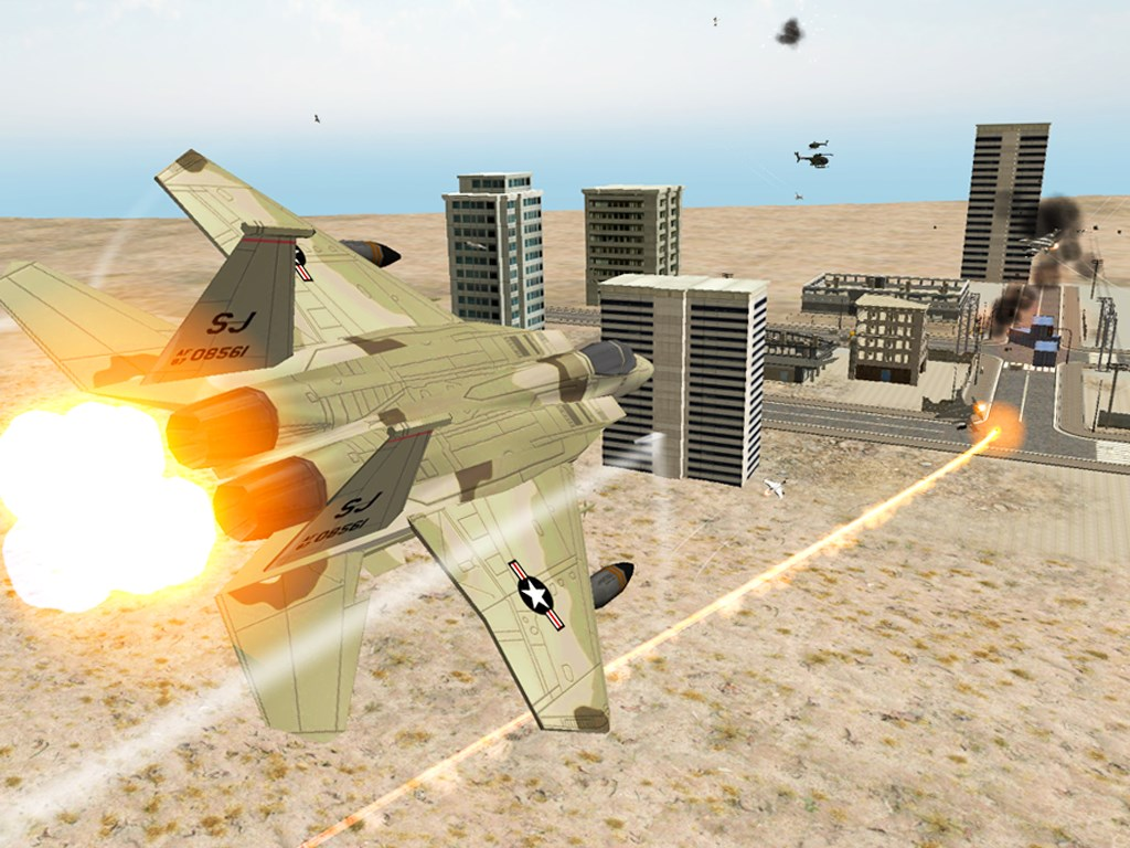 Air Supremacy Jet Fighter - Imagem 1 do software