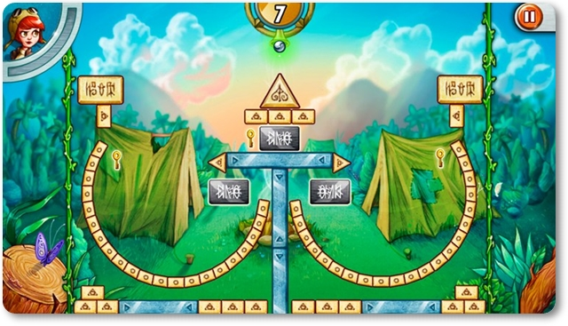 Secrets And Treasure: The Lost Cities - Imagem 1 do software