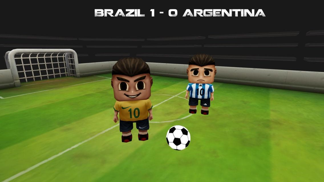 Tap Soccer - Imagem 1 do software