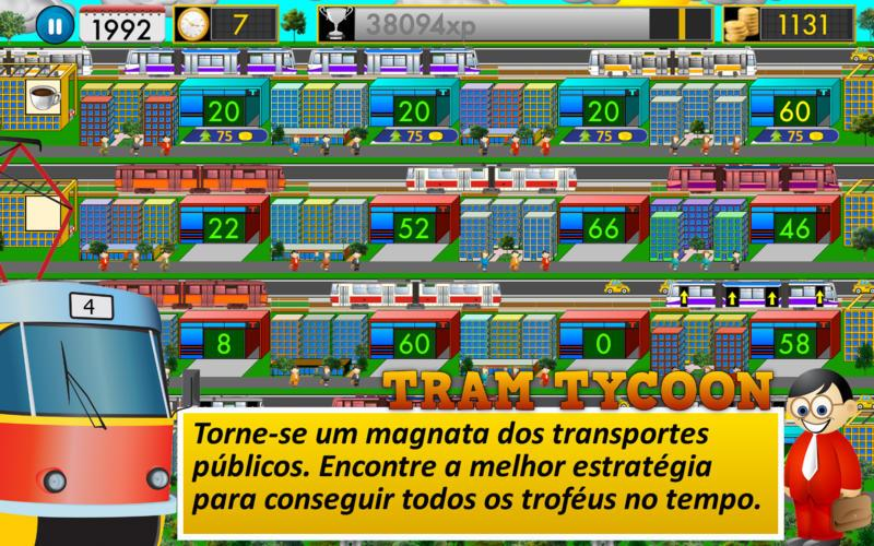 Tram Tycoon Free - Imagem 1 do software