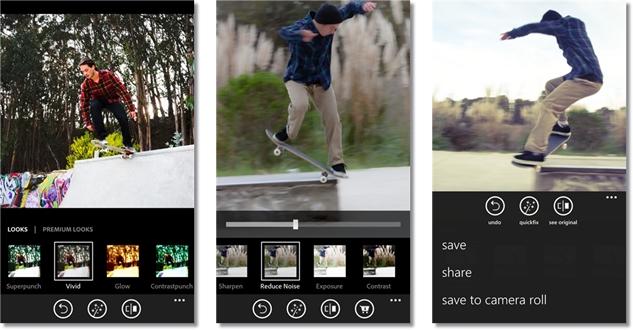 Adobe Photoshop Express - Imagem 2 do software
